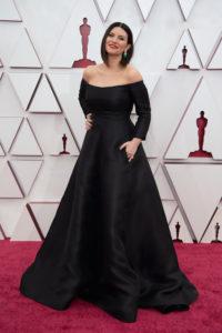Laura Pausini agli Oscar 2021