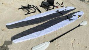 Parti smontate confezione Super Kayak