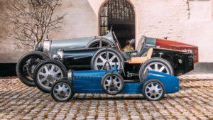 Parata Bugatti con Baby II