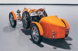 Bugatti Baby II Vitesse Jetex Orange