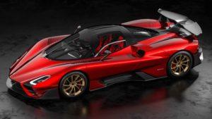 Tuatara nuovo modello 2021 rosso
