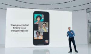 Craig Federighi iOS15 concetti sviluppati