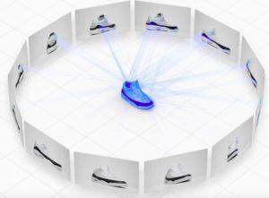 Object Control scannerizzazione modelli 3D