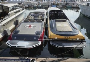 World Champion Cigarette Racing Team 50'SS Cannes Yachting Festival