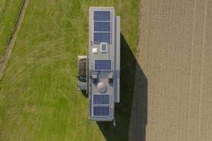 Volkner Motorhome pannelli solari