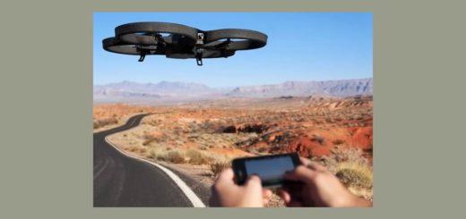 Droni I video prendono quota