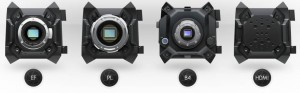 NAB 2014 URSA sensori e modelli EF PL BROADCAST