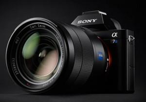 NAB 2014 Sony Alpha 7s