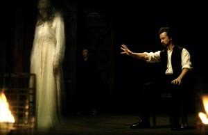 Personaggio fantasma nel film the illusionist