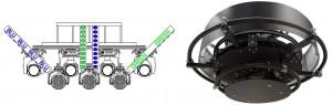 Sistema Parasol Star600