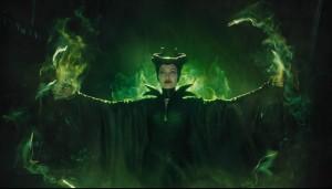 Angelina Jolie in Maleficent