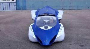 AeroMobil versione macchina