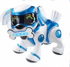Cucciolo robot Teksta