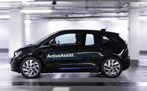 BMW i3 Active Assist