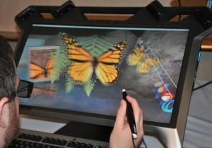 HP ZVR display per la realtà virtual