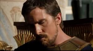 Mosé - Christian Bale
