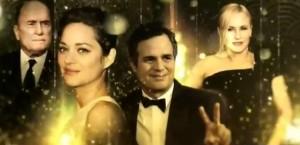 Proiezione dei candidati Oscar 2015