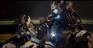 Uno dei Legionnaires con Ultron