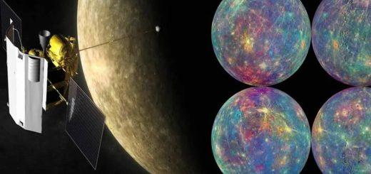 Sonda Messenger Mercurio