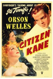 Locandina Citizen Kane - Quarto Potere