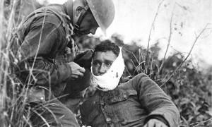 Soldato ferito