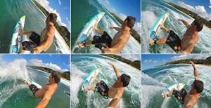 Riprese surf