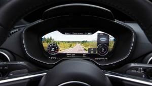 Audi cruscotto digitale