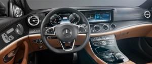 Mercedes Classe E plancia