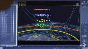 Programmazione coordinate volo e luci