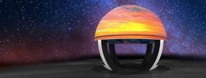 Stand Dome Sony