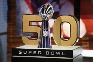 Trofeo Super Bowl 50