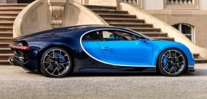 Design Bugatti Chiron
