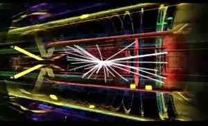 Simulazione collisione particelle