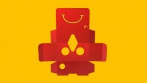 McDonald's visore