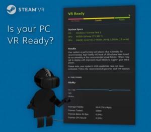 Vive SteamVR Test