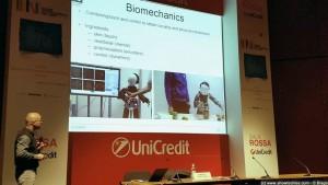 Biomeccanica robotica