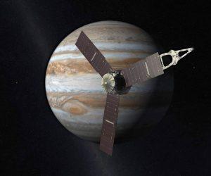 Giove e sonda Juno