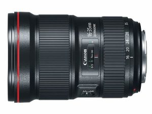 Canon EF 16-35 mm f/2,8L III USM