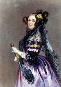 Ritratto di Ada Lovelace