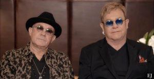 Elton John e Bernie Taupin The Cut