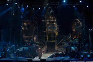 Finestroni sul palco