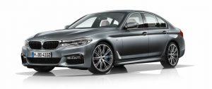 ShowTechies_2017_NAIAS_BMW 5 Series Sedan