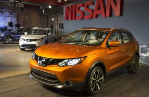 Nissan Rogue Sport Qashqai
