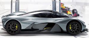Aston Martin Valkyrie AM-RB 001