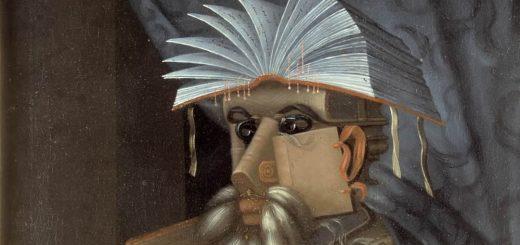Arcimboldi - Il Bibliotecario