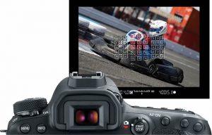 Canon 6D Mk II AF 45 punti