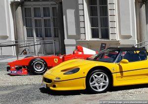 Parata 12 cilindri Ferrari