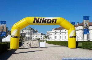 Nikon record a Stupinigi