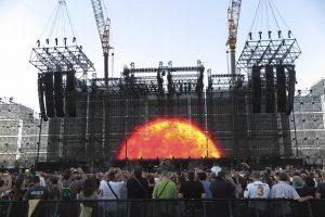 Inizio concerto Modena Park