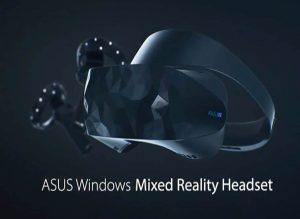 Casco per realtà virtuale ed aumentata di Asus